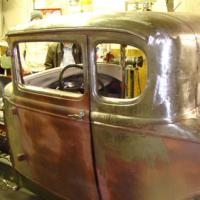 2009 Early Iron Rodders Shop Tour